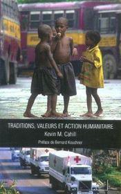 Traditions, valeurs et action humanitaire - Intérieur - Format classique