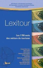 Lexitour - Couverture - Format classique