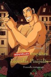 Les nouvelles enquetes leonidas pinipides - Couverture - Format classique