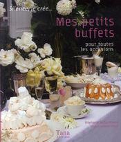 Mes petits buffets pour toutes les occasions - Intérieur - Format classique