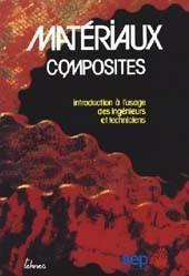Matériaux composites - Couverture - Format classique