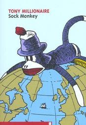 Sock Monkey - Intérieur - Format classique