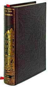 Les Rougon-Macquart (20 volumes) - Couverture - Format classique