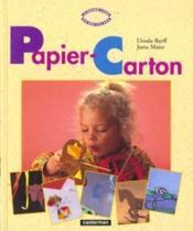 Le Grand Livre Du Bricolage.. 2. Papier-Carton - Couverture - Format classique