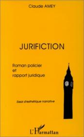 Jurifiction - Couverture - Format classique