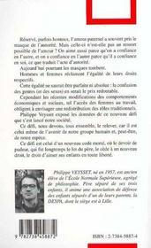 Le Defi Des Peres Separes - 4ème de couverture - Format classique