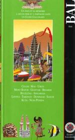 Bali (Ubud, Besakik, Singaraja, Lovina, Denpasar) - Intérieur - Format classique