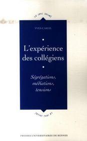 Experience des collegiens - Intérieur - Format classique