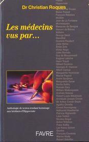 Les medecins vus par - Intérieur - Format classique
