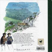 Le pays basque ; carnet de mots et d'images - 4ème de couverture - Format classique