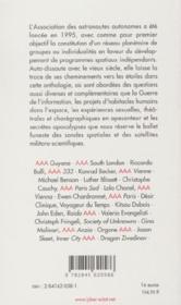 Quitter La Gravite - 4ème de couverture - Format classique