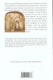 Grillons Du Fournil (Les) - 4ème de couverture - Format classique