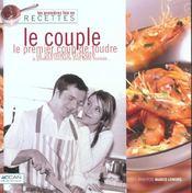 Le couple. des recettes originales et quelques grammes d'humour - Intérieur - Format classique