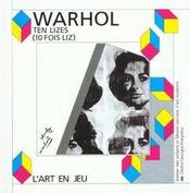 Ten lizes warhol - Intérieur - Format classique