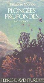Plongees profondes bathyfolages - Intérieur - Format classique
