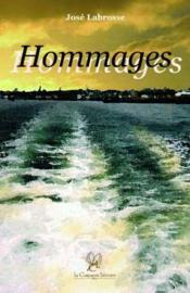 Hommages - Couverture - Format classique
