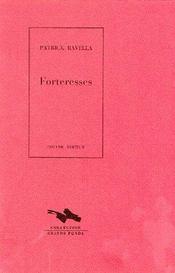 Forteresses - Couverture - Format classique