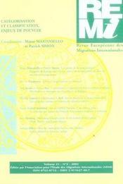 Categorisation Et Classificati - Intérieur - Format classique