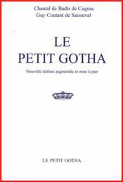 Le Petit Gotha - Couverture - Format classique