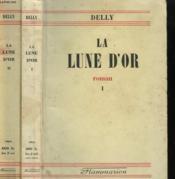 La Lune D'Or. En 2 Tomes. - Couverture - Format classique