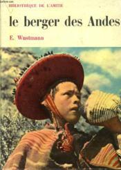 Le Berger Des Andes - Couverture - Format classique