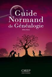 Guide normand de généalogie - Couverture - Format classique