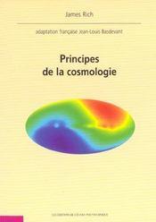 Principes De La Cosmologie - Intérieur - Format classique