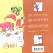 Recettes plaisirs au fil des saisons ; 70 croquis gourmands - 4ème de couverture - Format classique