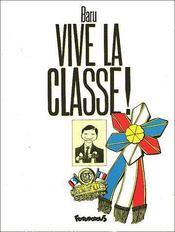 Vive La Classe ! - Couverture - Format classique