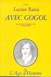 Avec Gogol - Couverture - Format classique