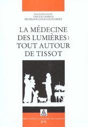 La Medecine Des Lumieres , Tout Autour De Tissot - Intérieur - Format classique