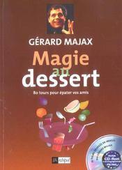 Magie Au Dessert - Intérieur - Format classique