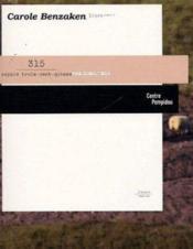 Benzaken - Couverture - Format classique
