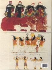 Égypte et nubie - 4ème de couverture - Format classique