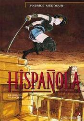 Hispañola t.2 ; le grand silencieux - Intérieur - Format classique