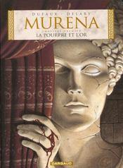 Murena t.1 ; la pourpre et l'or - Intérieur - Format classique