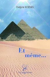 Et Meme... - Intérieur - Format classique
