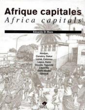 Afrique capitales - Couverture - Format classique