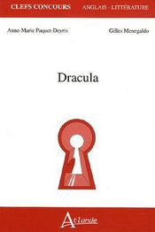 Dracula - Intérieur - Format classique