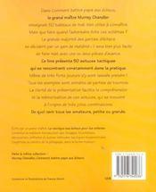 La Tactique Aux Echecs Pour Les Enfants - 4ème de couverture - Format classique