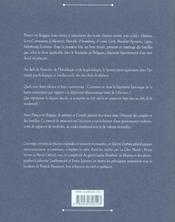 Princes En Belgique - 4ème de couverture - Format classique