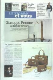 Figaro Et Vous (Le) N°21021 du 02/03/2012 - Couverture - Format classique