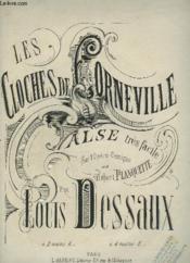 Les Cloches De Corneville - Valse Tres Facile Pour Piano. - Couverture - Format classique