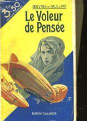 Le Voleur De Pensee - Couverture - Format classique