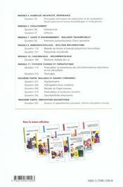 Rhumatologie Nouveau Programme - 4ème de couverture - Format classique