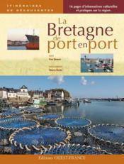 La Bretagne de port en port - Couverture - Format classique