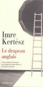Le Drapeau Anglais ; Le Chercheur De Trace Et De Proces - Intérieur - Format classique