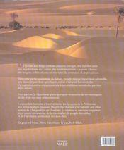 Mauritanie Terre De Reve Et D'Aventure - 4ème de couverture - Format classique