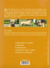 Border Terrier (Le) - 4ème de couverture - Format classique