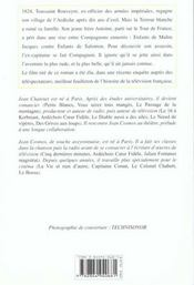 Ardechois Coeur Fidele - 4ème de couverture - Format classique
